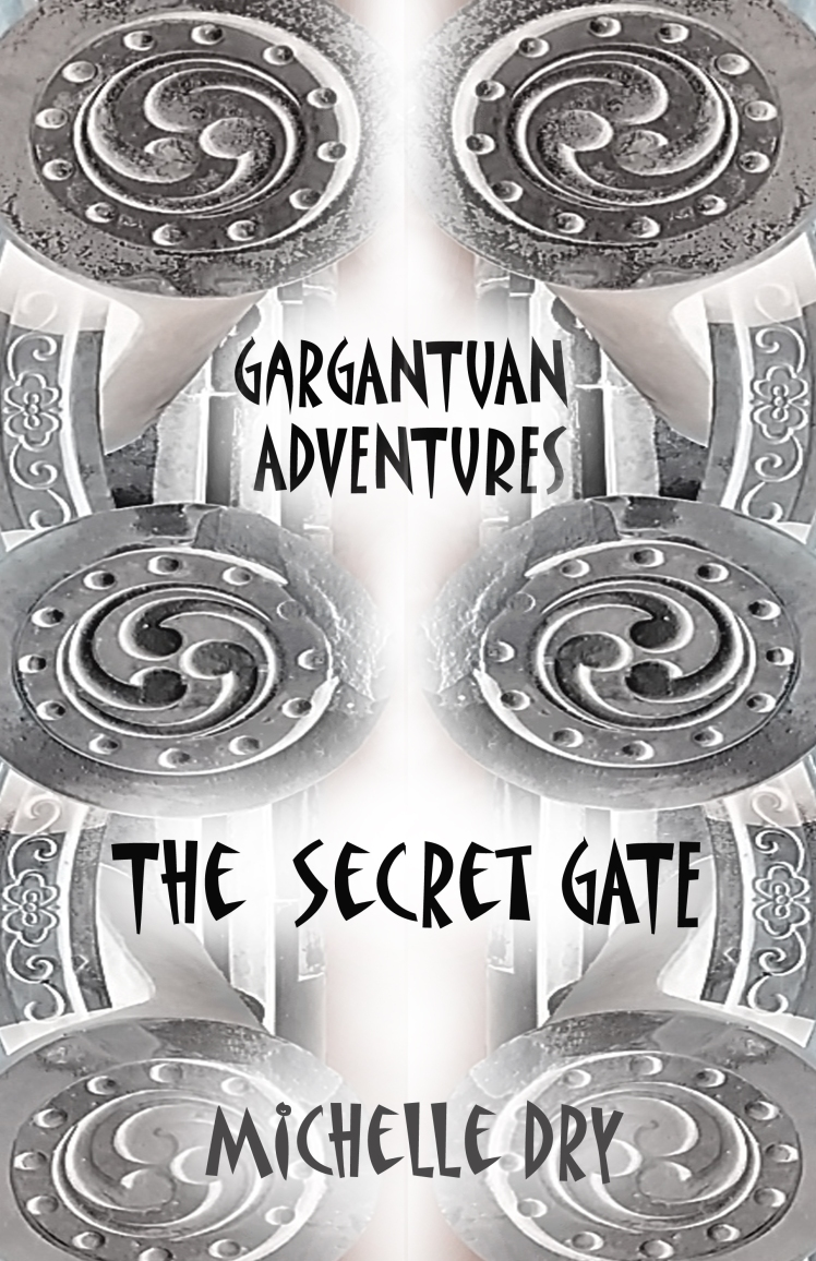 GARGANTUAN ADVENTURES FRONT COVER