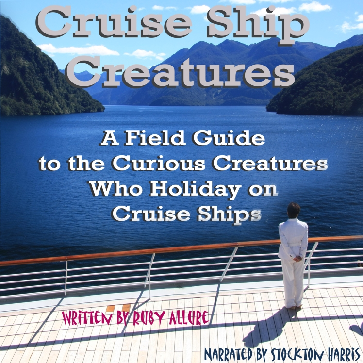 AUDIO CRUISE SHIP CREATURES